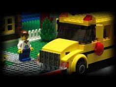 Lego School - YouTube