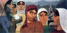 Türk Ressamlar – Nuri İyem | Hayat Ağacı