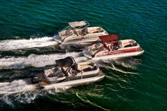 Red, White, and Blue, Bennington Pontoon Boats