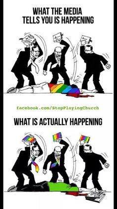 Oh, you don't want to participate in a homosexual wedding because your religion dictates that would be wrong? Let us sue you out of existence!