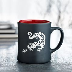 Komodo Dragon Blend Mug, I need it!  I want it!  I must have it!  I can't find it..... at least not for under $50.00....