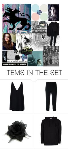 """""""Death is always the winner"""" by lilrawr ❤ liked on Polyvore featuring art and BotOs2r1"""