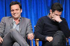 / Two And A Half, Half Man, Thats 70 Show, Two Broke Girl, Jake Johnson, Big Bang Theory, New Girl, Bigbang, Like You