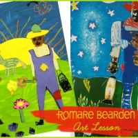 Romare Bearden Art Lesson