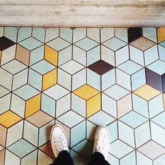 #FloorCore is the new #NormCore   Lonny