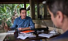 Glenn Greenwald: 'I don't trust the UK not to arrest me. Their behaviour has been extreme'