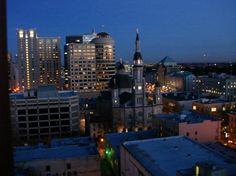 Downtown Sacramento!