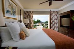 Luxury suite at Sandals Montego Bay | Sandals Resorts | Jamaica