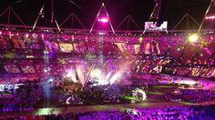 Closing Ceremonies London 2012 from  @Bensmithuk