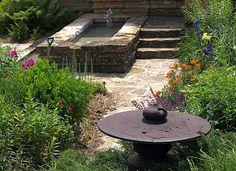 frank lloyd wright garden