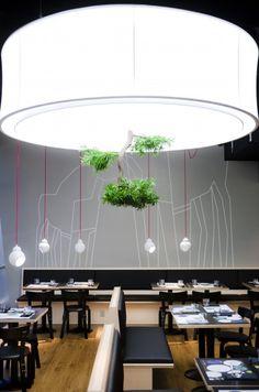 Fly Inn restaurant, Helsinki