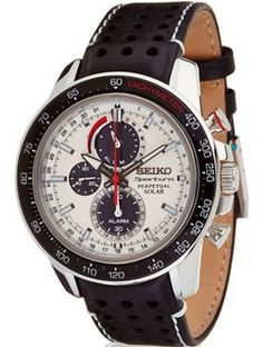 Seiko Sportura Solar Chronograph SSC359P1 - BEST QUALITY WATCHES