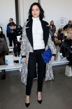 The best of New York fashion week's front row - Vogue Australia