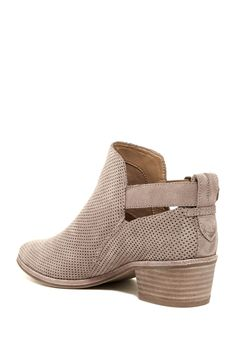 Dolce Vita - Katch Perforated Ankle Bootie at Nordstrom Rack. Free Shipping on orders over $100.