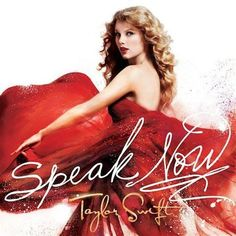 Taylor Swift Speak Now on Fastest-Selling Album Reveals Country-Pop Mega-Star Showing Tremendous Maturity and Songwriting Skill. Hear This Musical Taylor Swift Songs, Taylor Swift Album Cover, Taylor Swift Speak Now, Taylor Alison Swift, Swift 3, Taylor Swift Fearless, Divas, Album Covers, Wedding