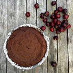 Black Forest Trifle (Gluten free recipe)