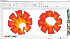 Drawing Tutorial designs in corel draw wtih cdtfb --- corel draw tutorials for beginners - Corel Draw Tutorial, 3d Drawing Tutorial, Eye Drawing Tutorials, Animation Tutorial, Drawing Tips, Animation Background, Art Background, Character Design Animation, Character Drawing