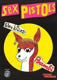 Who Killed Bambi? #sexpistols