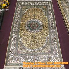 230L 3x5ft Handmade silk carpet in stock No. SP--3X5-17