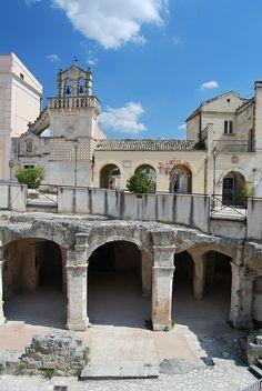 Chiesa del Purgatorio - Matera, Basilicata, Italy