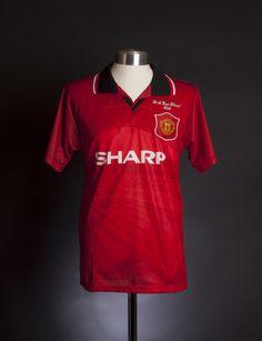 Manchester United 1996 FA Cup Final shirt 0b44981b6
