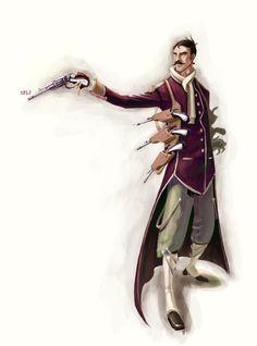 Pistol Baron Colour by ~shubacca on deviantART