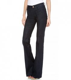 MiH Marrakesh Kick Flare Jeans in Raw