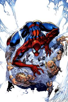 #Spiderman #Fan #Art. (The Åmazing Spider-Man Vol.2 #30 Cover) By: J. Scott Campbell. (THE * 5 * STÅR * ÅWARD * OF: * AW YEAH, IT'S MAJOR ÅWESOMENESS!!!™)[THANK Ü 4 PINNING!!!<·><]<©>ÅÅÅ+(OB4E)   https://s-media-cache-ak0.pinimg.com/564x/b9/e2/e3/b9e2e3e18bb37153a9994047bbfc1e73.jpg