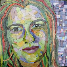 Stained Glass Portraits