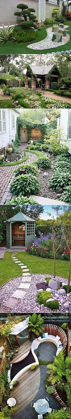 Красивые идеи для вашего сада | Дачный участок