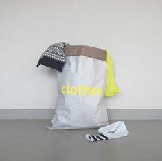Kolor Clothes Bag from Milk   Bots