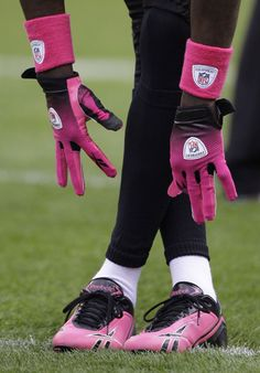 NFL goes pink for Breast Cancer Awareness Month
