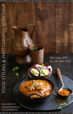 Warming up for our next Food Styling workshop!  Darter Photography presents a food styling and photography workshop is association with Lodi - The Garden Restaurant, New Delhi. Our 4th one in Delhi. If you are passionate about food photography, this is for you. Give us a shout if you need anything specific.  http://www.darter.in/photo…/food-photography-workshop-delhi/ ‪#‎foodstyling‬ ‪#‎foodphotography‬ ‪#‎sodelhi‬ ‪#‎darter‬ #butterchicken