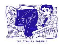 Stanley Parable, Video Games, Lol, Memes, Random Stuff, Gaming, Art, Random Things, Videogames