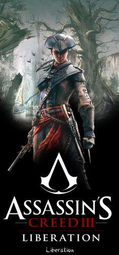 Assassin's Creed Poster (Large) - Aveline by Ven93.deviantart.com on @deviantART