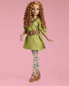 Saturday Runaround - Lizette - Wilde Imagination - Tonner Dolls #Lizette #EllowyneWilde #WildeImagination #TonnerDolls