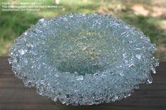 seaglass bowl