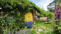 Daily tours are available to visit the original Hobbiton Movie Set from The Lord of the Rings movie trilogy and The Hobbit films.