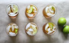 Spicy Dark 'n Stormy Cocktail Recipe
