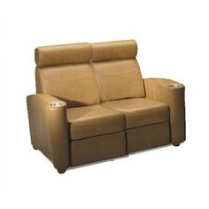 Bass Diplomat Home Theater Loveseat Type: Motorized, Upholstery: Nusuede - Deep Navy