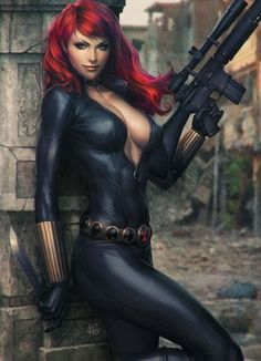 Image uploaded by ~Rachel~. Find images and videos about Marvel, Avengers and black widow on We Heart It - the app to get lost in what you love. Heros Comics, Bd Comics, Comics Girls, Marvel Dc Comics, Marvel Heroes, Batgirl, Supergirl, Batwoman, Psylocke