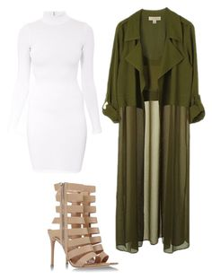 Untitled #136 by iloveivonne on Polyvore featuring polyvore, fashion, style, Gianvito Rossi, women's clothing, women's fashion, women, female, woman, misses and juniors