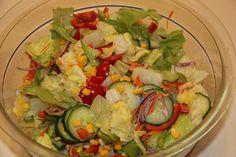 Bunter Salat http://kulinarica.blogspot.de/2014/09/bunter-salat.html