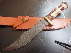 CUSTOM HAND MADE HUNTING KNIFE (My1630)