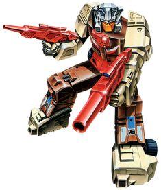 Chromedome - 1987 Transformers - TFW2005
