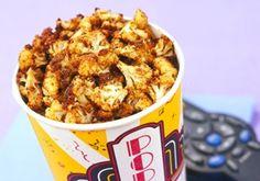 Myfridgefood - Cauliflower Popcorn