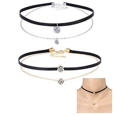 Choker Necklace From Amazon *** Click image to review more details.Note:It is affiliate link to Amazon. #american