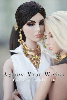 Agnes Von Weiss Intimate Reveal | Kawin Tan | Flickr