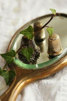 Ivy Sue's mirror