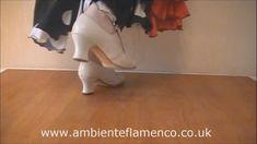 How to do the Bulerias step (Paso de Bulerías) - Free Flamenco Dance Tutorial